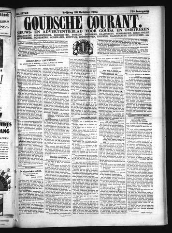 Goudsche Courant 1934-10-26