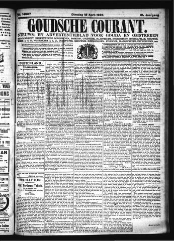Goudsche Courant 1922-04-18
