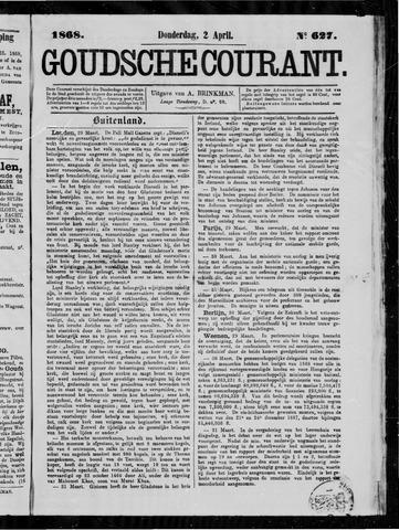 Goudsche Courant 1868-04-02