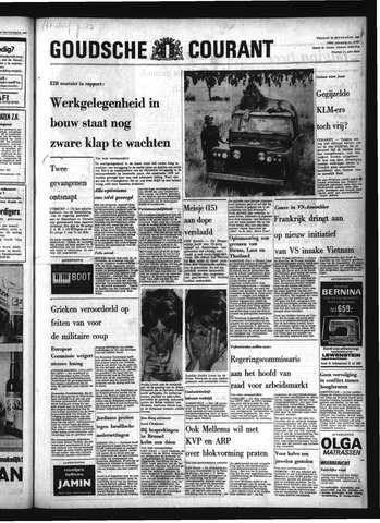 Goudsche Courant 1967-09-29