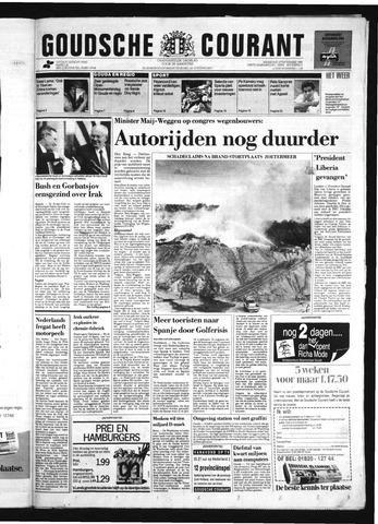 Goudsche Courant 1990-09-10