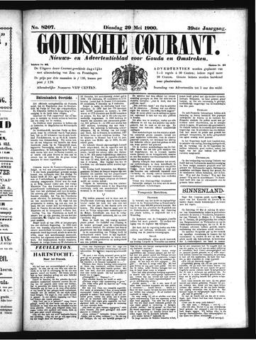 Goudsche Courant 1900-05-29