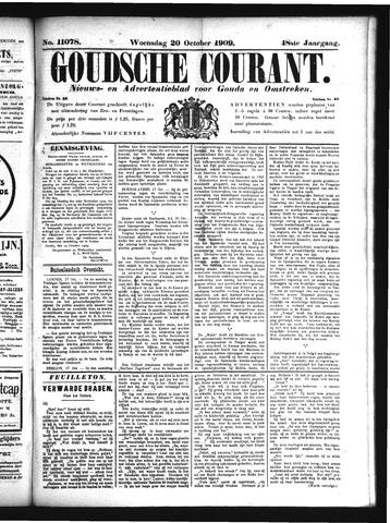 Goudsche Courant 1909-10-20