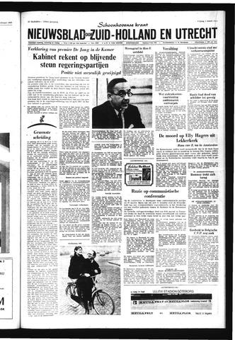 Schoonhovensche Courant 1968-03-01