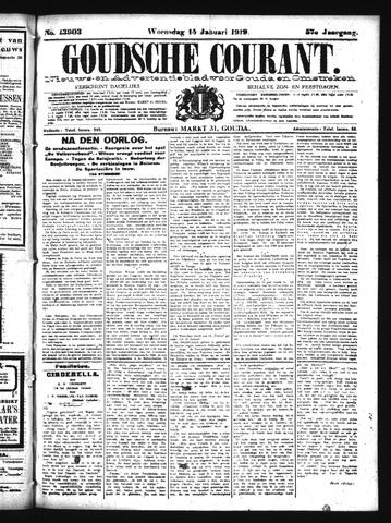 Goudsche Courant 1919-01-15