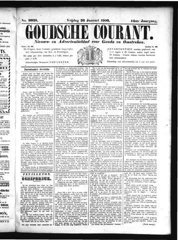 Goudsche Courant 1906-01-26