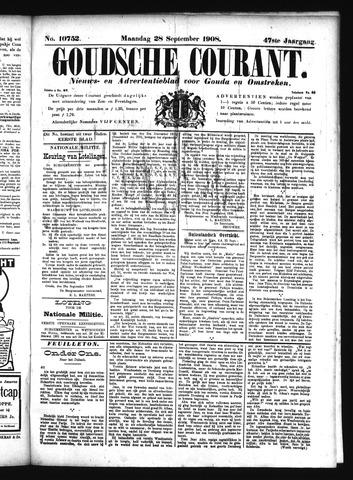 Goudsche Courant 1908-09-28