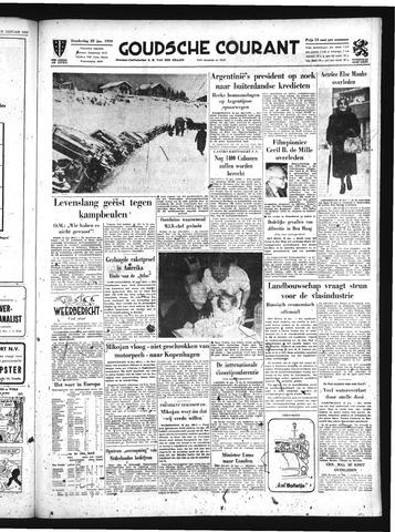 Goudsche Courant 1959-01-22