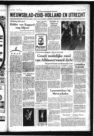 Schoonhovensche Courant 1970-03-27