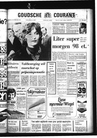 Goudsche Courant 1974-02-28