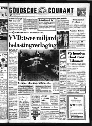 Goudsche Courant 1985-06-25