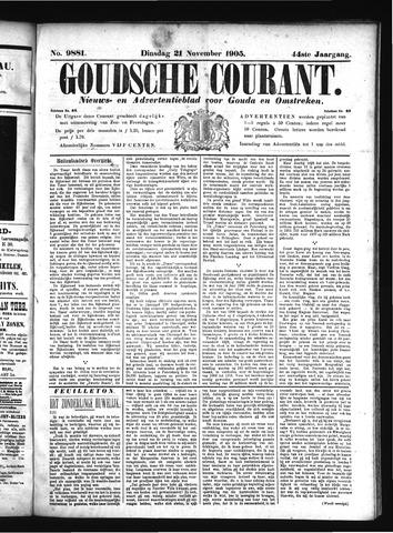 Goudsche Courant 1905-11-21