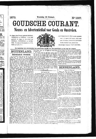 Goudsche Courant 1873-02-26