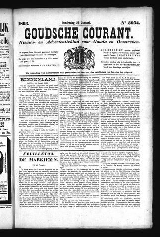 Goudsche Courant 1893-01-26