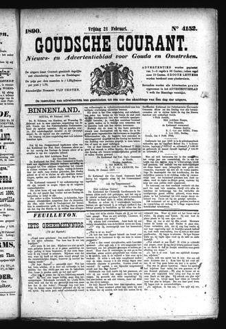 Goudsche Courant 1890-02-21