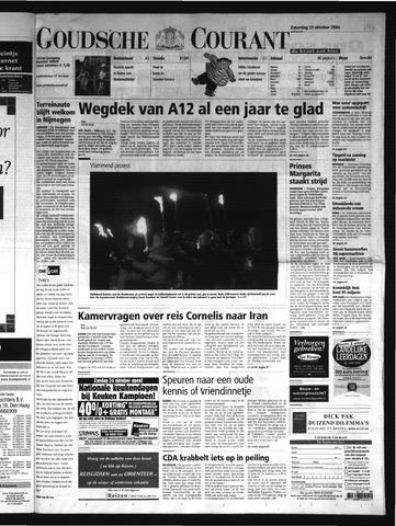 Goudsche Courant 2004-10-23