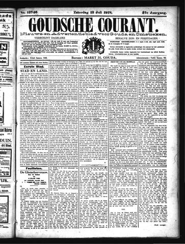 Goudsche Courant 1918-07-13