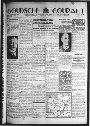 Goudsche Courant 1940-07-22