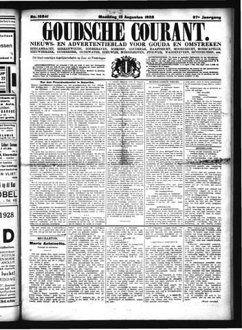 Goudsche Courant 1928-08-13