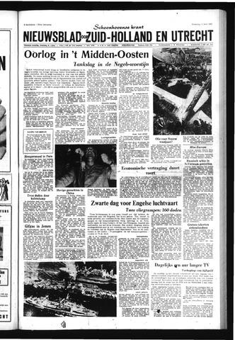 Schoonhovensche Courant 1967-06-05