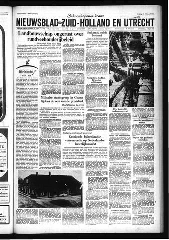 Schoonhovensche Courant 1966-02-25