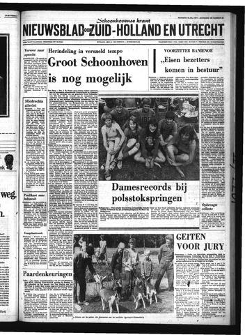 Schoonhovensche Courant 1977-07-18