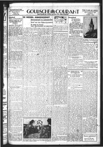 Goudsche Courant 1943-04-06