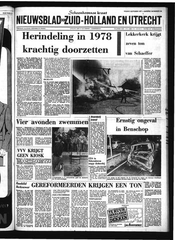 Schoonhovensche Courant 1977-09-09