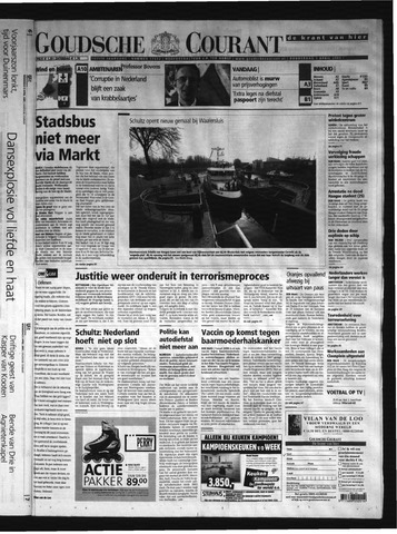 Goudsche Courant 2005-04-07