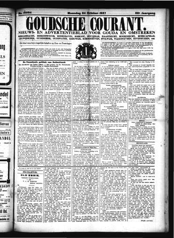 Goudsche Courant 1927-10-24