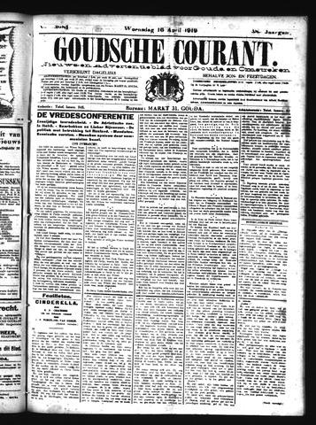 Goudsche Courant 1919-04-16