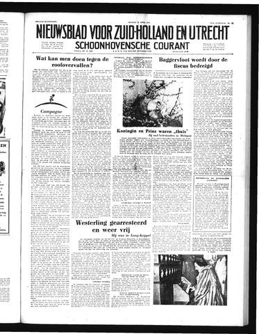 Schoonhovensche Courant 1952-04-18