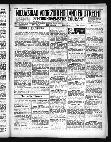 Schoonhovensche Courant 1935-07-05