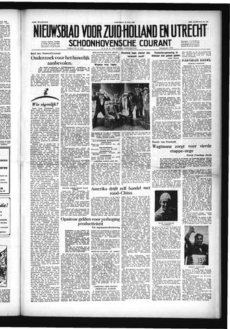 Schoonhovensche Courant 1953-07-22