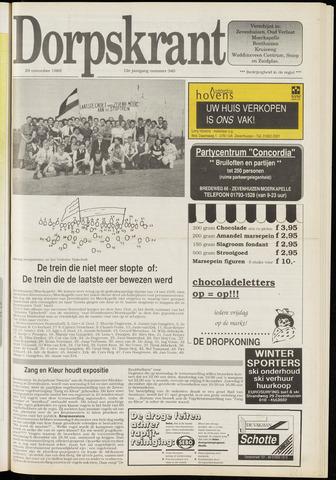 Dorpskrant 1989-11-29