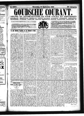 Goudsche Courant 1925-09-23