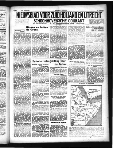 Schoonhovensche Courant 1941-03-19