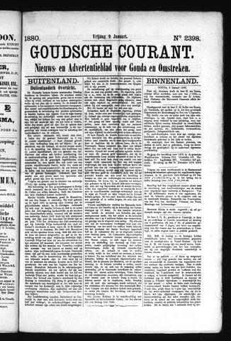 Goudsche Courant 1880-01-09