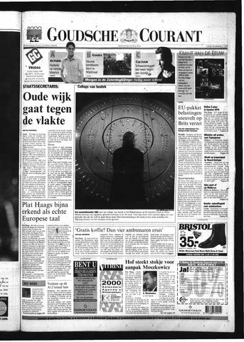 Goudsche Courant 1999-12-10