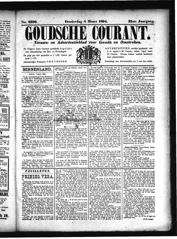 Goudsche Courant 1894-03-08