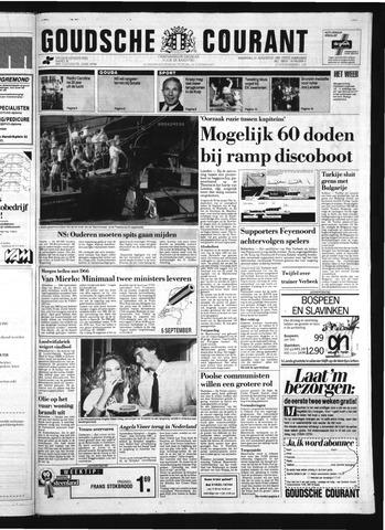 Goudsche Courant 1989-08-21