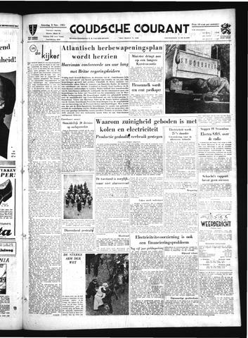 Goudsche Courant 1951-11-03
