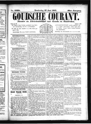 Goudsche Courant 1907-06-27