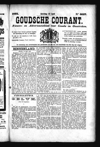 Goudsche Courant 1893-04-22