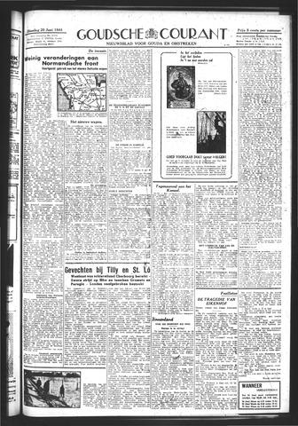 Goudsche Courant 1944-06-20