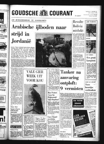 Goudsche Courant 1971-01-11