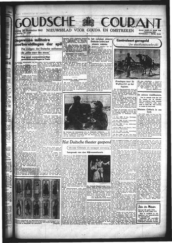 Goudsche Courant 1942-11-20