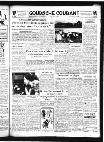 Goudsche Courant 1952-08-28