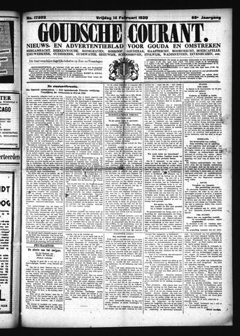 Goudsche Courant 1930-02-14