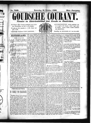Goudsche Courant 1896-10-31